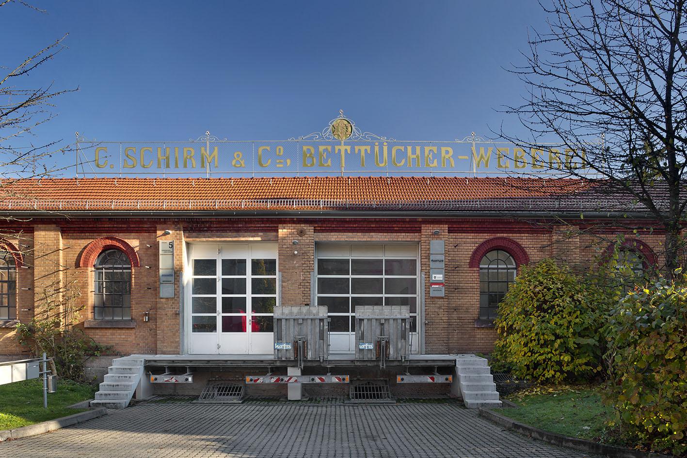Gewerbepark Schirm 44